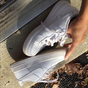 All white air forces